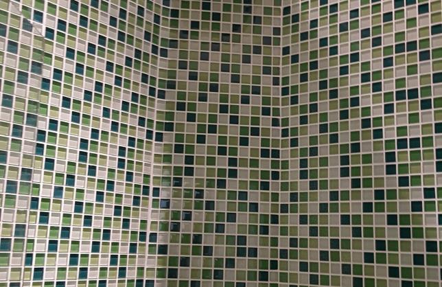 Doccia Nicchia Mosaico ~ Ispirazione design casa